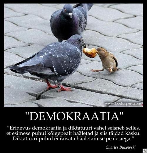 Demokraatia