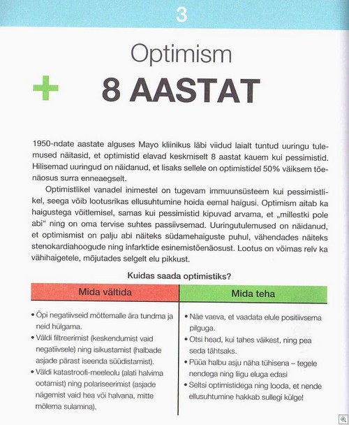Optimism-positiivsus-lootus